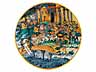 Detail images:  Majolika-Platte mit Istoriato-Dekor