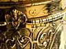 Detail images:  Silbernes englisches Hostienbehältnis