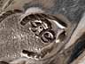 Detail images:  Venezianisches Vortragekreuz in Silber