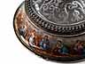 Detail images: Feiner Wiener Tafelaufsatz