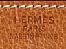Detail images: Hermès Haut à Courroies 40 cm Tan
