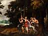 Detail images: Flämischer Meister aus dem Kreis des Jan Brueghel d. J.